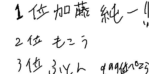 ペコラ 加藤 純一